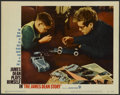 "Movie Posters:Documentary, The James Dean Story (Warner Brothers, 1957). Lobby Card (11"" X 14""). Documentary...."