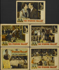 "Movie Posters:Sports, The Winning Wallop (Lumas, 1926). Title Lobby Card and Lobby Cards (4) (11"" X 14""). Sports.... (Total: 5 Items)"