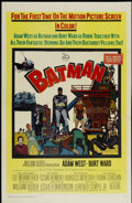 """Movie Posters:Action, Batman (20th Century Fox, 1966). One Sheet (27"""" X 41""""). Action...."""