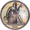 Gobrecht Dollars, 1836 P$1 Name on Base, Judd-60 Original, Pollock-65, R.1, PR62NGC....