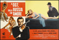 "Movie Posters:James Bond, From Russia with Love (United Artists, 1964). Italian Photobusta(18"" X 26.5""). James Bond...."