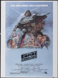 """Movie Posters:Science Fiction, The Empire Strikes Back (20th Century Fox, 1980). Poster (30"""" X40"""") Style B. Science Fiction...."""