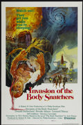 "Movie Posters:Science Fiction, Invasion of the Body Snatchers (United Artists, 1978). International One Sheet (27"" X 41"") Style C. Science Fiction...."