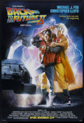 """Movie Posters:Science Fiction, Back to the Future Part II (Universal, 1989). One Sheet (27"""" X 40"""")DS Advance. Science Fiction...."""