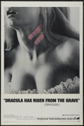 """Movie Posters:Horror, Dracula Has Risen From the Grave (Warner Brothers, 1969). One Sheet (27"""" X 41""""). Horror...."""