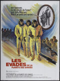 "Movie Posters:Science Fiction, Escape from the Planet of the Apes (20th Century Fox, 1971). FrenchGrande (46"" X 62""). Science Fiction...."