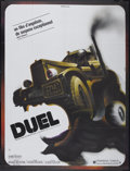 "Movie Posters:Action, Duel (Universal, 1972). French Grande (46"" X 60""). Action...."