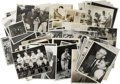 Baseball Collectibles:Photos, Monty Stratton Horde of Personal Photographs. Veritable horde ofphotographs from the personal collection of Monty Stratton...