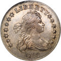 Early Dollars, 1799 $1 Irregular Date, 15 Stars Reverse AU53 NGC....