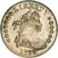 Early Dollars, 1799/8 $1 13 Stars Reverse AU58 NGC....