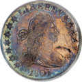 Early Half Dollars, 1801 50C AU55 PCGS....
