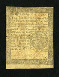 Colonial Notes:Pennsylvania, Pennsylvania April 10, 1777 6d Very Good-Fine....