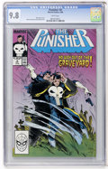 Modern Age (1980-Present):Superhero, The Punisher #8 (Marvel, 1988) CGC NM/MT 9.8 White pages....