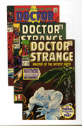 Silver Age (1956-1969):Superhero, Doctor Strange Group (Marvel, 1968-77) Condition: Average VF-....(Total: 18 Comic Books)