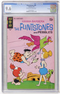 Bronze Age (1970-1979):Cartoon Character, The Flintstones #58 File Copy (Gold Key, 1970) CGC NM+ 9.6Off-white to white pages....