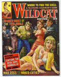 Magazines:Miscellaneous, Wildcat Adventures V3#8 (Candar, 1962) Condition: VF....