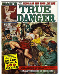 Magazines:Miscellaneous, Man's True Danger (Major Magazines, Inc., 1963) Condition: VF....