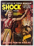 Magazines:Miscellaneous, Shock Mystery Tales Magazine V2#5 (Winston/Pontiac, 1962)Condition: VF-....