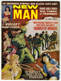 Magazines:Miscellaneous, New Man V1#1 (Emtee, 1963) Condition: FN/VF....