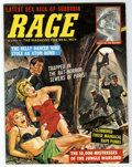 Magazines:Miscellaneous, Rage Magazine V2#7 (Natlus, Inc., 1963) Condition: VF....