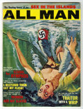 Magazines:Miscellaneous, All Man Magazine V4#2 (Stanley Publishing Inc., 1963) Condition:VF....