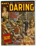 Magazines:Miscellaneous, Man's Daring Magazine V3#5 (Candar, 1963) Condition: FN+....