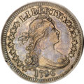 Early Quarters, 1796 25C XF40 PCGS....