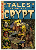 Golden Age (1938-1955):Horror, Tales From the Crypt #29 (EC, 1952) Condition: VG/FN....