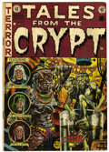 Golden Age (1938-1955):Horror, Tales From the Crypt #33 (EC, 1952) Condition: GD/VG....