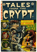 Golden Age (1938-1955):Horror, Tales From the Crypt #34 (EC, 1953) Condition: FN/VF....
