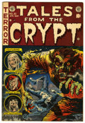 Golden Age (1938-1955):Horror, Tales From the Crypt #35 (EC, 1953) Condition: VF-....