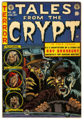 Golden Age (1938-1955):Horror, Tales From the Crypt #36 (EC, 1953) Condition: VF-....