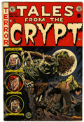 Golden Age (1938-1955):Horror, Tales From the Crypt #37 (EC, 1953) Condition: Apparent FN....