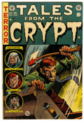 Golden Age (1938-1955):Horror, Tales From the Crypt #38 (EC, 1953) Condition: FN/VF....