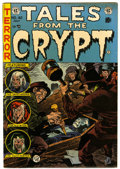 Golden Age (1938-1955):Horror, Tales From the Crypt #42 (EC, 1954) Condition: FN....