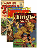 Golden Age (1938-1955):Miscellaneous, Miscellaneous Golden Age Group (Various Publishers, 1953-57) Condition: Average VF unless otherwise noted.... (Total: 5 Comic Books)