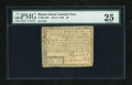 Colonial Notes:Rhode Island, Rhode Island July 2, 1780 $5 PMG Very Fine 25....