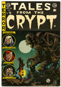 Golden Age (1938-1955):Horror, Tales From the Crypt #46 (EC, 1955) Condition: FN/VF....
