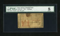 Colonial Notes:New Jersey, New Jersey 1786 3s PMG Very Good 8....