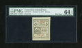 Colonial Notes:Connecticut, Connecticut October 11, 1777 5d PMG Choice Uncirculated 64 EPQ....