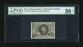 Fractional Currency:Second Issue, Fr. 1244 10c Second Issue PMG Choice About Unc 58 EPQ....