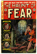 Golden Age (1938-1955):Horror, Haunt of Fear #22 (EC, 1953) Condition: GD/VG....