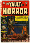 Golden Age (1938-1955):Horror, Vault of Horror #31 (EC, 1953) Condition: VG....
