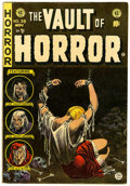 Golden Age (1938-1955):Horror, Vault of Horror #39 (EC, 1954) Condition: VG+....