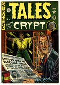 Golden Age (1938-1955):Horror, Tales From the Crypt #21 (EC, 1951) Condition: VG+....