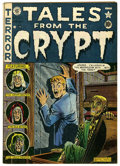 Golden Age (1938-1955):Horror, Tales From the Crypt #23 (EC, 1951) Condition: FN-....