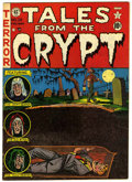 Golden Age (1938-1955):Horror, Tales From the Crypt #28 (EC, 1952) Condition: VG+....