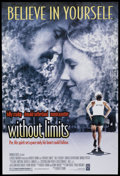 "Movie Posters:Sports, Without Limits (Warner Brothers, 1998). One Sheet (27"" X 40"") DS. Sports...."