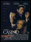 "Movie Posters:Crime, Casino (Universal, 1995). One Sheet (27"" X 40"") DS. Crime...."