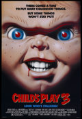 "Movie Posters:Horror, Child's Play 3 Lot (Universal, 1991). One Sheets (2) (27"" X 40""). Horror.... (Total: 2 Items)"